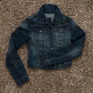 Jessica Simpson Denim Jacket New XS
